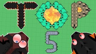 MOPE.IO - 99% IMPOSSIBLE KILL! ELEPHANT DESTROYING/TROLLING ALL ANIMALS! (Mope.io)