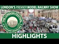 The London Festival of Railway Modelling 2017 - Highlights - Model Railway Show