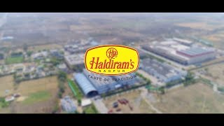Haldirams Anthem