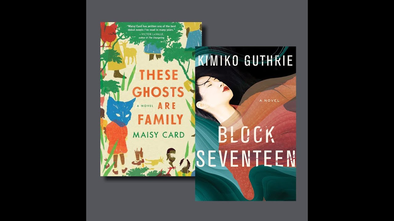 Family History in Fiction with Maisy Card & Kimiko Guthrie