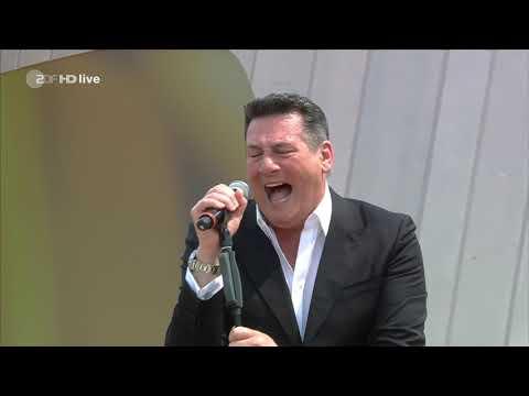 Tony Hadley - Gold (ZDF-Fernsehgarten - 2019-06-09)