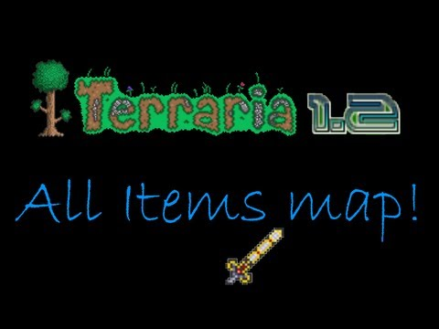 terraria how to download maps pc