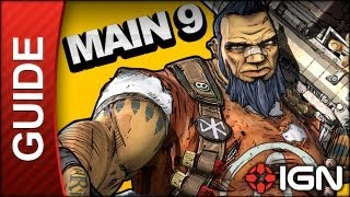 Borderlands 2 Walkthrough - A Train to Catch - Main Mission (Part 9)
