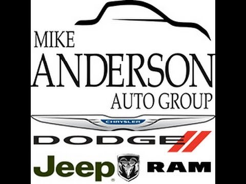 Welcome To Mike Anderson Chrysler Dodge Jeep Ram In Logansport
