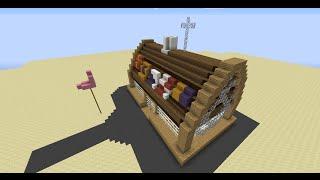 Карта Красти Краб - Krusty Krab для Minecraft - Скачать ...