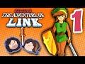 Zelda II: The Adventure of Link: Double Blobbed! - PART 1 - Game Grumps