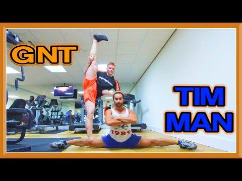 Tim Man & GNT Martial Arts Sampler | Kicks & Flips