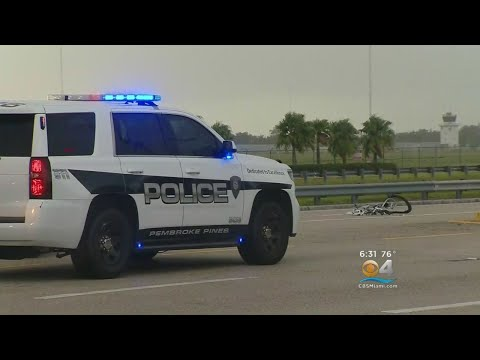 Cyclist Killed After Being Struck By Vehicle In Pembroke Pines