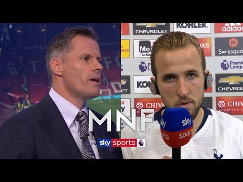 Harry Kane believes Spurs can challenge for the Premier League title! | MNF