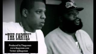"(SOLD) Jay-Z/ Rick Ross type beat ""The Cartel"" 2016 (produced by Thugzman)"
