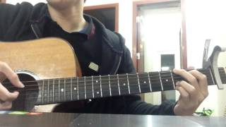 Chiều nay không có mưa bay - Guitar cover by Tony Bùi