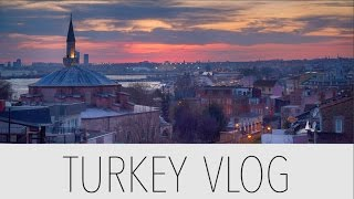 Turkey Day 2 Vlog - Sightseeing Sultanahmet & Bosphorus Cruise