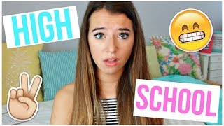10 Things I Wish I Knew Before High School!