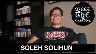 Rock Story: Soleh Solihun (Koleksi Kaos Band)