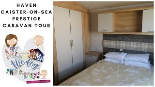 Haven Caister on Sea Prestige Caravan Tour