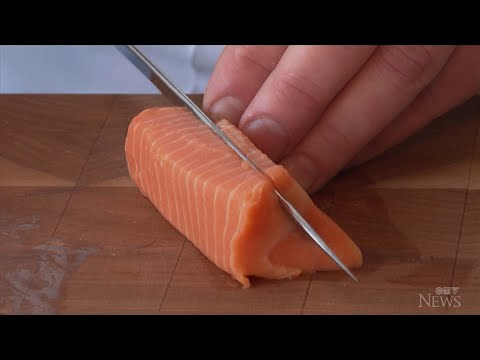 Could lab-grown salmon be the next eco-conscious food trend?