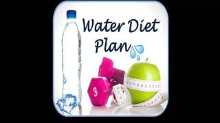 7 DAY WATER FAST - NO FOOD FOR A WEEK   Water diet for 7 days in English / lose 5kgs in a week
