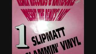 JIMMY J & CRU-L-T  -  TAKE ME AWAY (SLIPMATT REMIX)