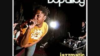 Bop Alloy - Jazzmatic ft. Steph the Sapphic Songstress