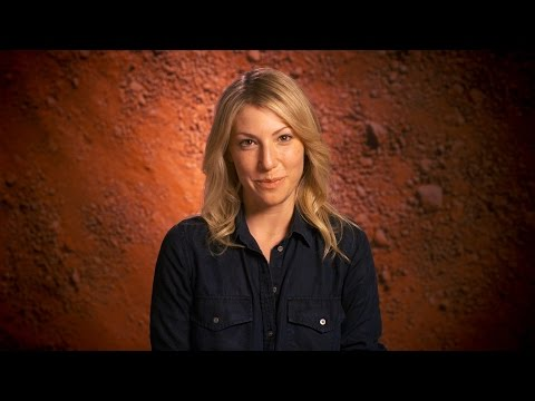 Ari Graynor tells the story of a pharmaceutical engineer, a refugee