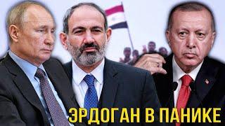 СРОЧНО Армения перебросила военных в Сирию чтобы надавать лещей Турции