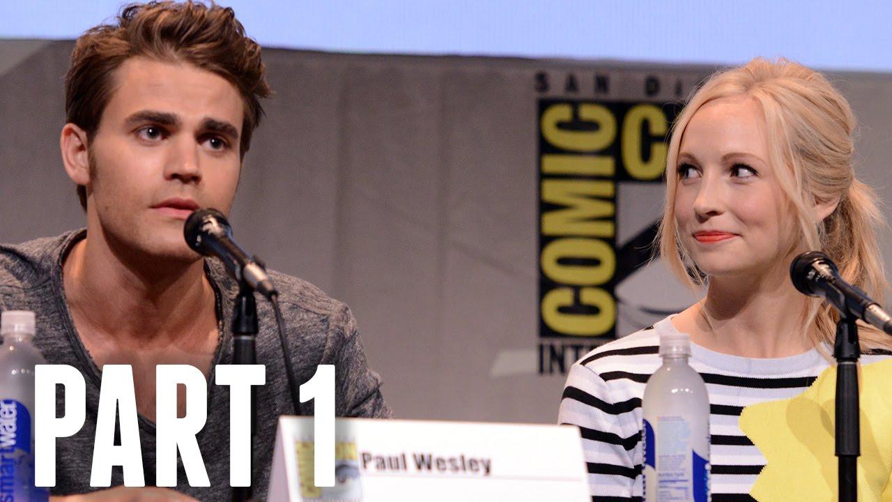 Download The Vampire Diaries Panel Part 1 - Comic Con 2015