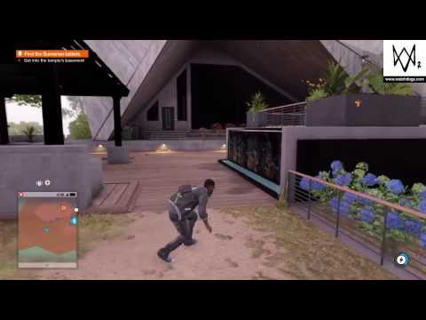 Watch Dogs 2: False Profit - Sumerian tablets in ghost mode