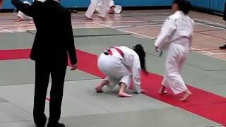 20120226香港學界柔道邀請賽女子 45kg決賽 白方tc yan