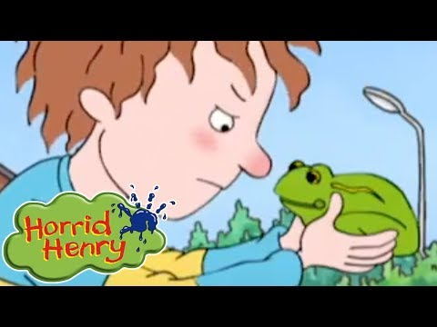 Horrid Henry - Henry's Got The Hiccups | Cartoons For Children | Horrid Henry Episodes | HFFE