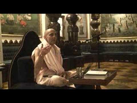 Hanumat Presaka Swami - Education in ISKCON