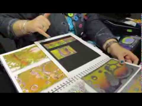 Kim Thittichai - Learn Textile Art - Textile Design Course - Colouricious