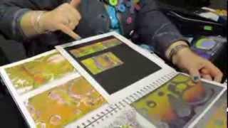 British Textile Artist & Designer Kim Thittichai