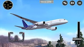 Plane Simulator 3D Android Gameplay [HD]
