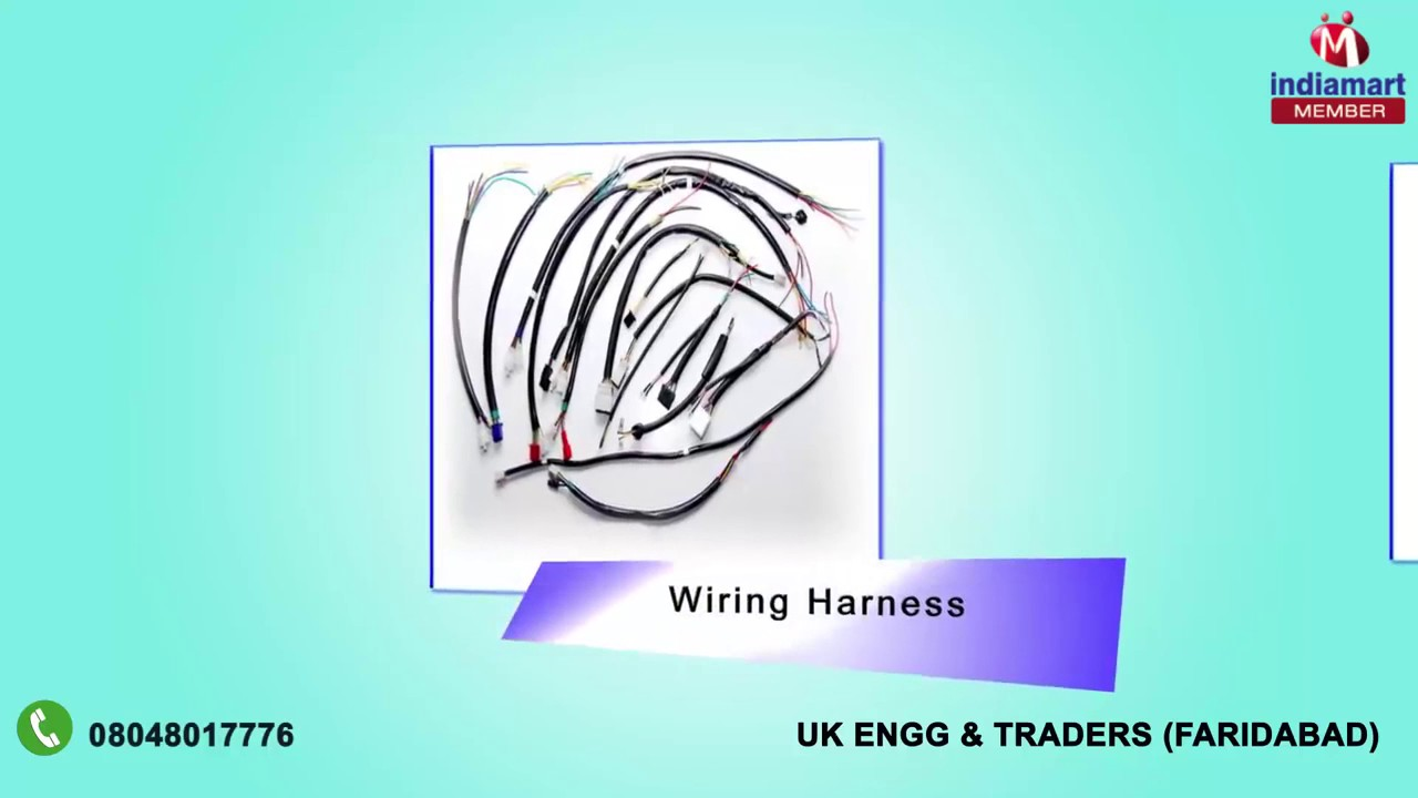geyser wire harness uk engg traders manufacturer in faridabad id 10688437373 [ 1280 x 720 Pixel ]