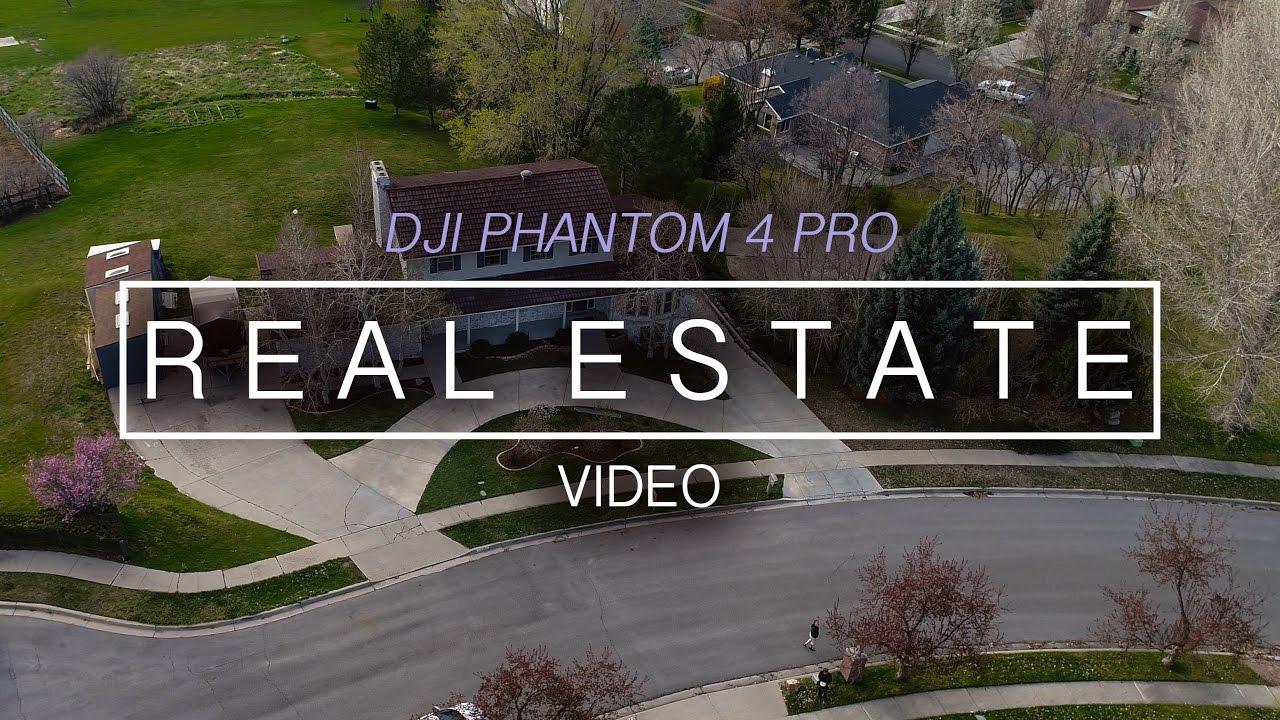Заснемане на недвижими имоти с дрон. Трябва ли да се възползвате? 2