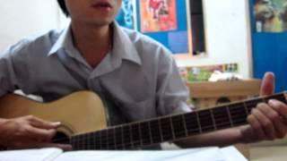 Về Với Ngài-Guitar Cover by 0907590802