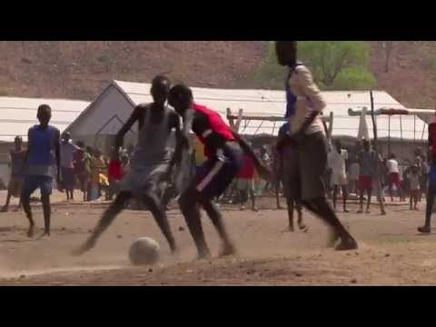 Child Friendly Spaces in Uganda's South Sudanese Refugee Settlements (Two)
