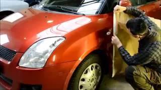Klampiarska oprava Suzuki #1
