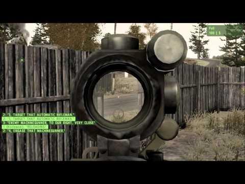 Arma 2 singleplayer