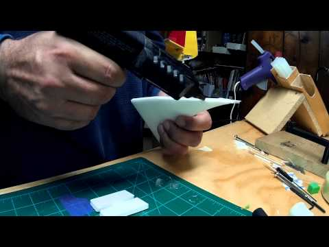 Edge Sealing Dollar Tree Foam Board