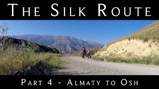 Cycling the Silk Route - Part 4