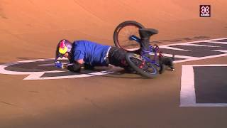 X Games Los Angeles 2012: Anthony Napolitan Crash - ESPN X Games