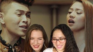 Daryl Ong & Morissette Amon - You Are The Reason Reaction