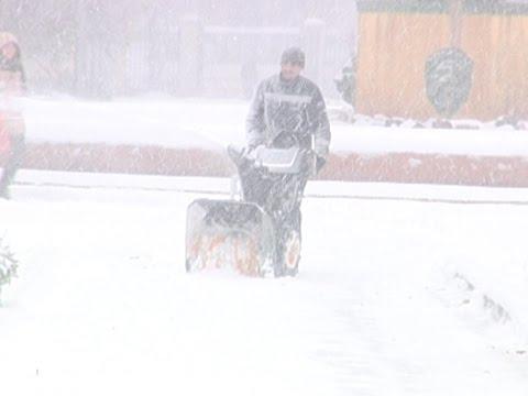 Синоптики: Уже завтра снег выпадет в Вологде и восточных районах области