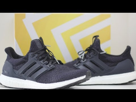 Ultraboost Xeno Navy Blue (Legend Ink) Review! YouTube