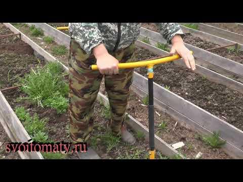 Как пользоваться культиватором торнадо, чтобы не уставать