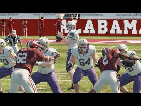 NCAA Football 13 RTG QB Doug Wilson College Back to Backup | EP22