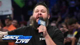 Kevin Owens rants against Shane McMahon: SmackDown LIVE, July 9, 2019