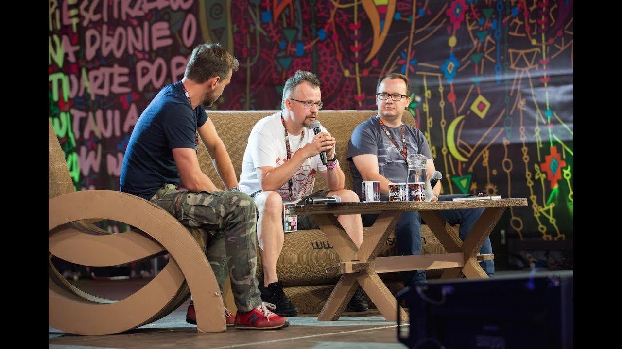 Retransmisja spotkania na ASP – dr Adam Bodnar + Jarosław Gwizdak #Woodstock2017