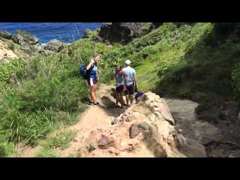 The Hike to Forbidden Island Episode Five